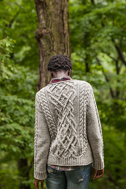 Stonecutter sweater